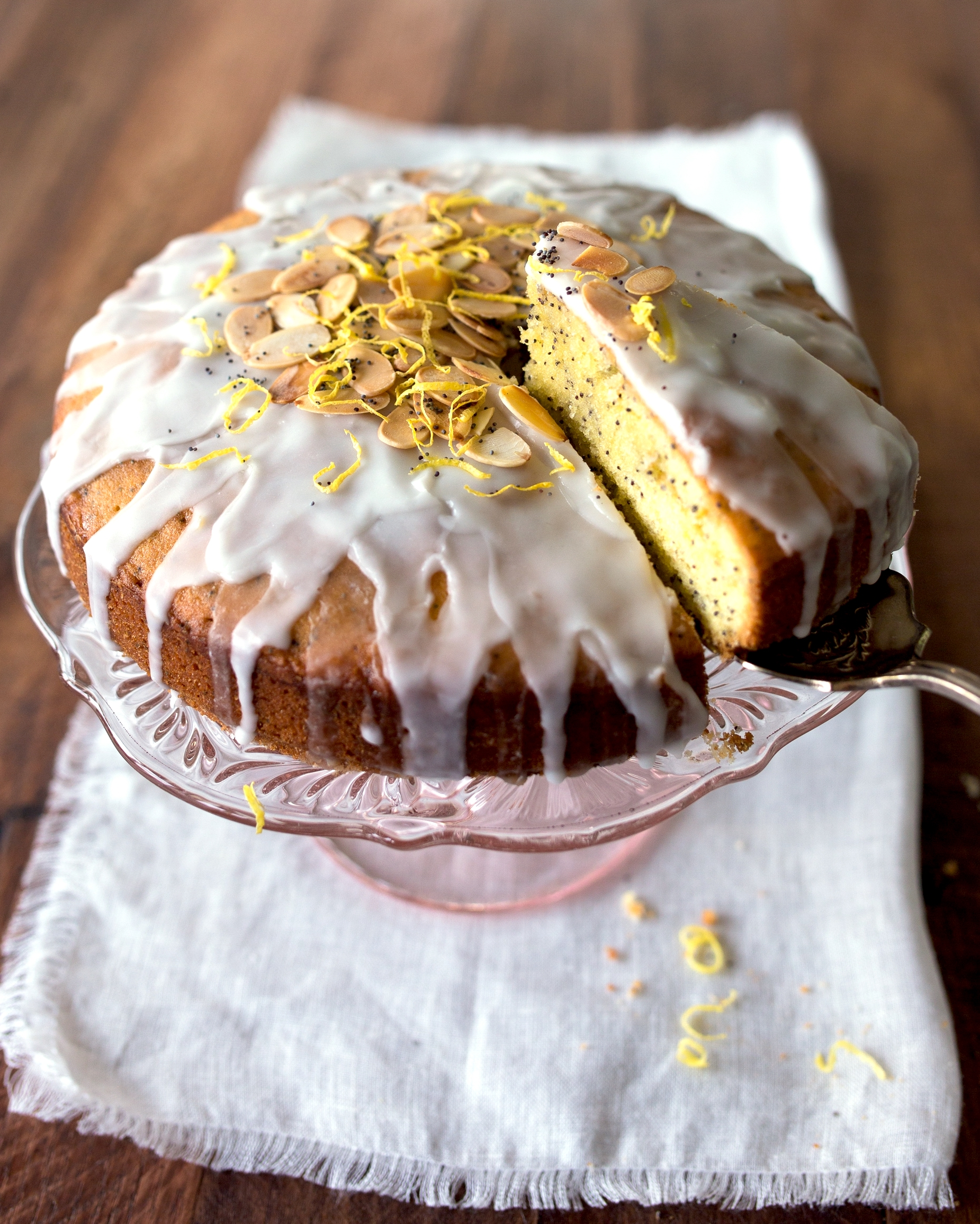 Simple Lemon Drizzle Cake | Kitchn