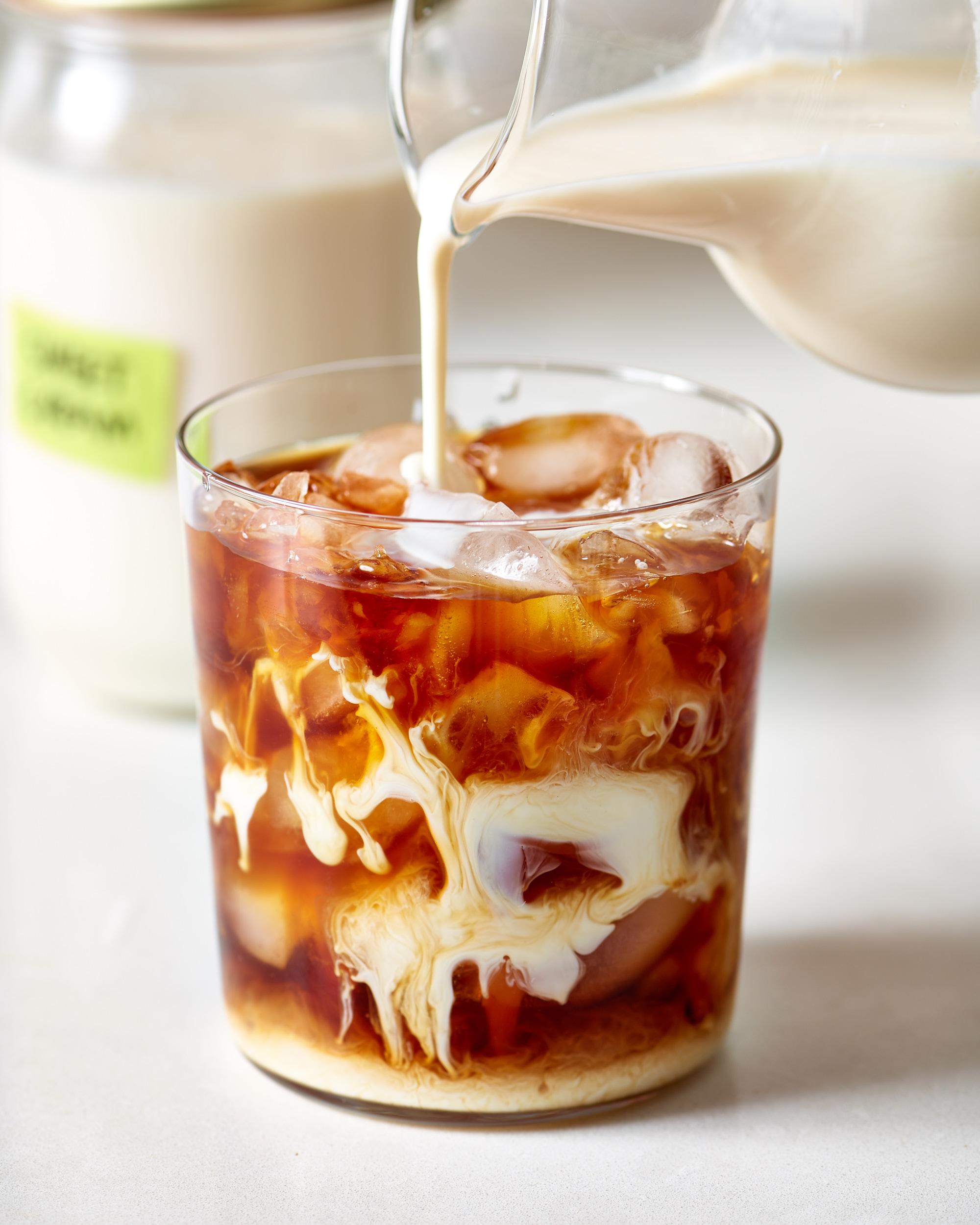 Easy Starbucks Vanilla Sweet Cream at