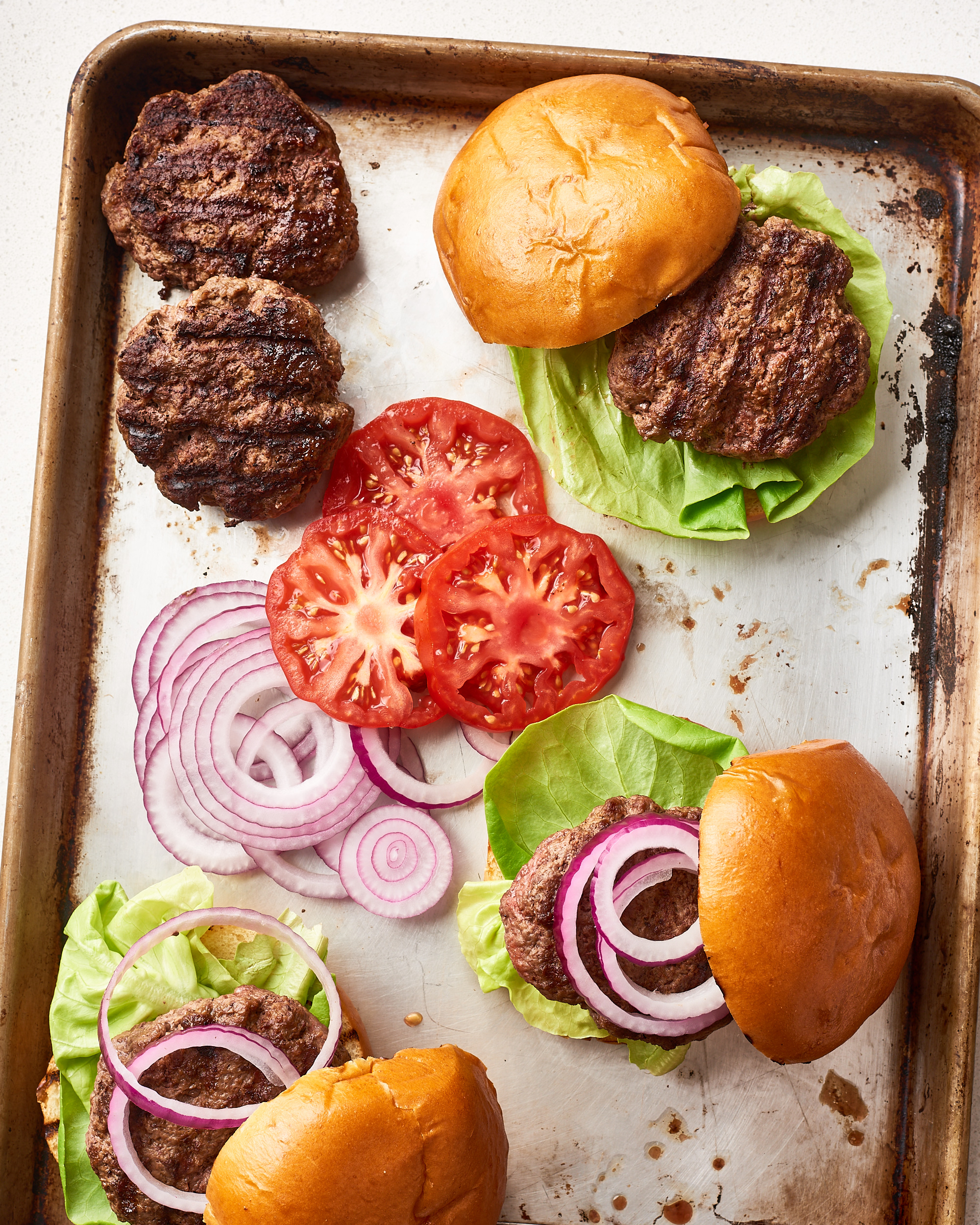 How To Make The Juiciest Burger Patties Kitchn