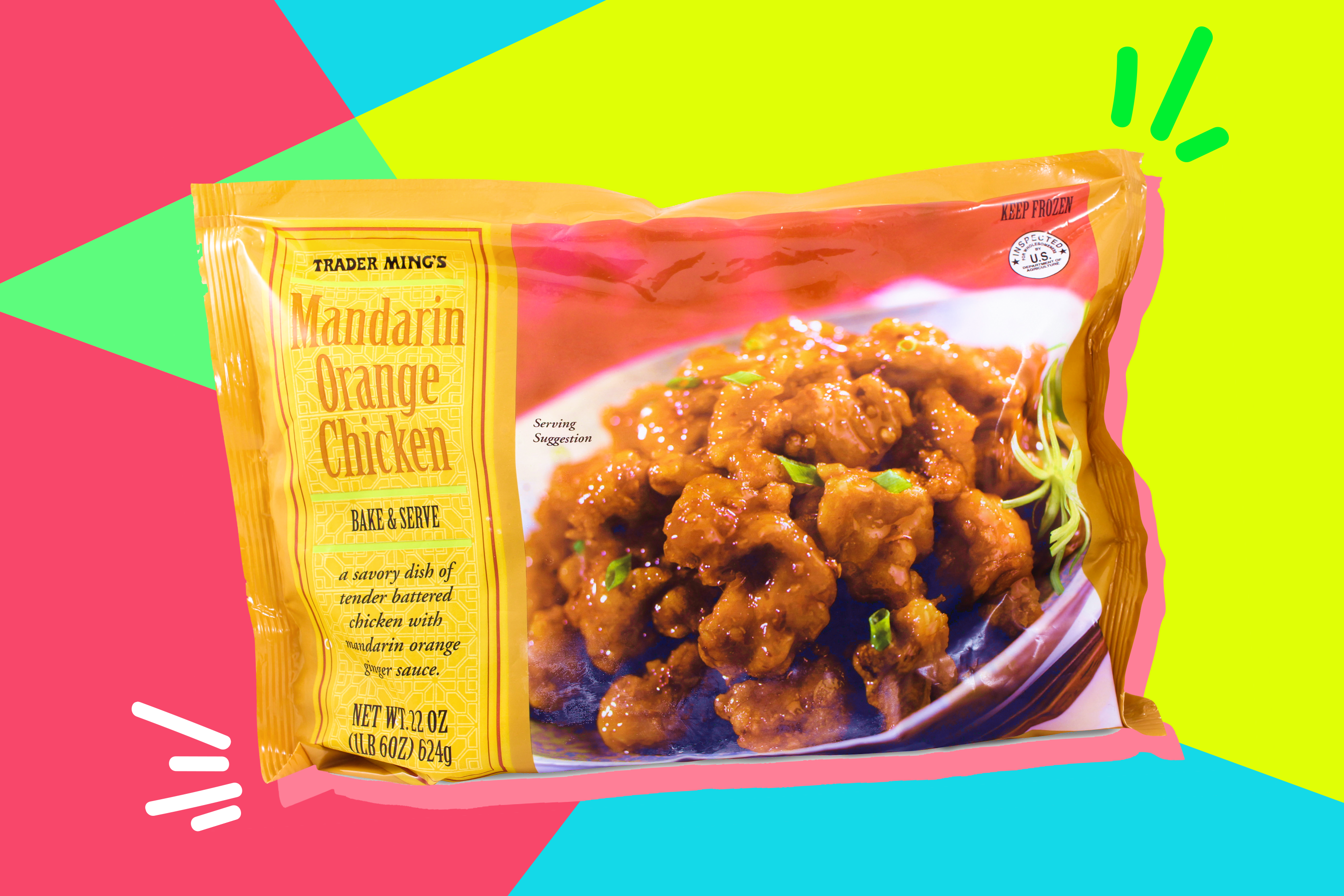 Trader Joe S Mandarin Orange Chicken Review Kitchn