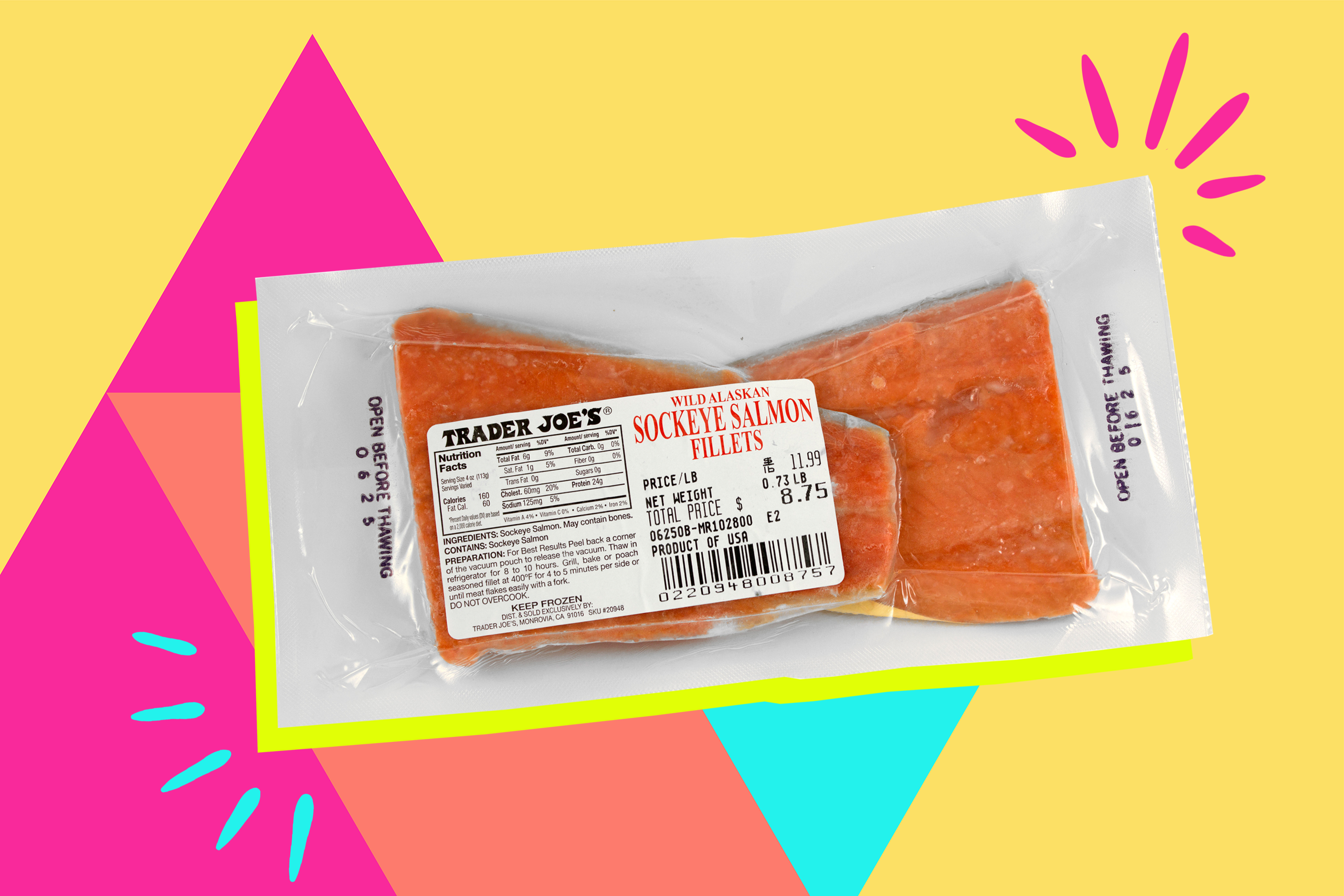 The Best Frozen Fish You Can Buy at Trader Joe's | Kitchn