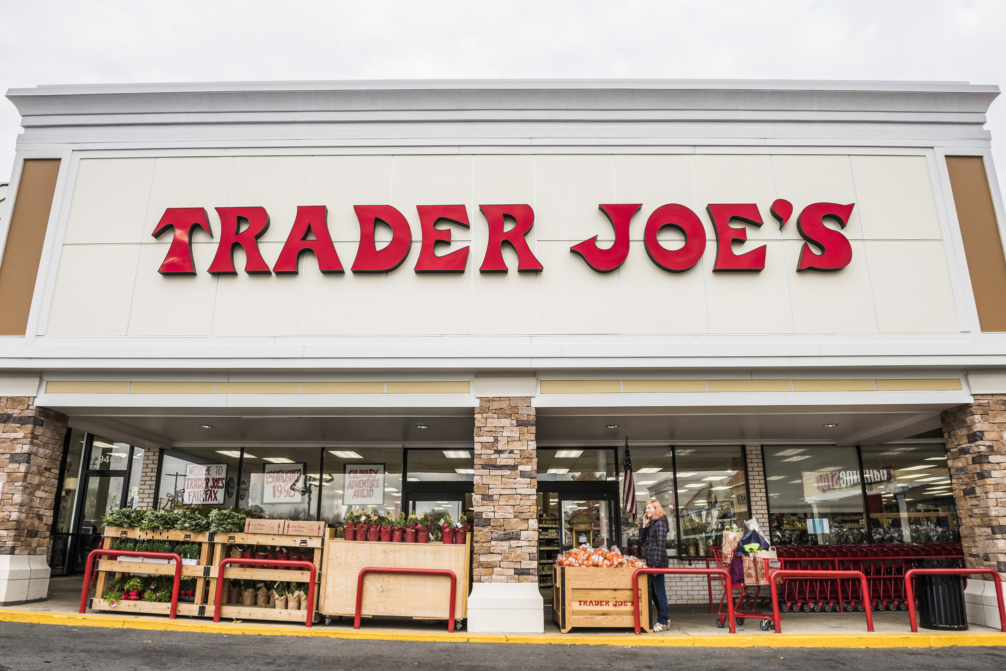 Mothers Day At Trader Joes In Madison >> Trader Joe S Surprising Most Popular Bakery Item Kitchn