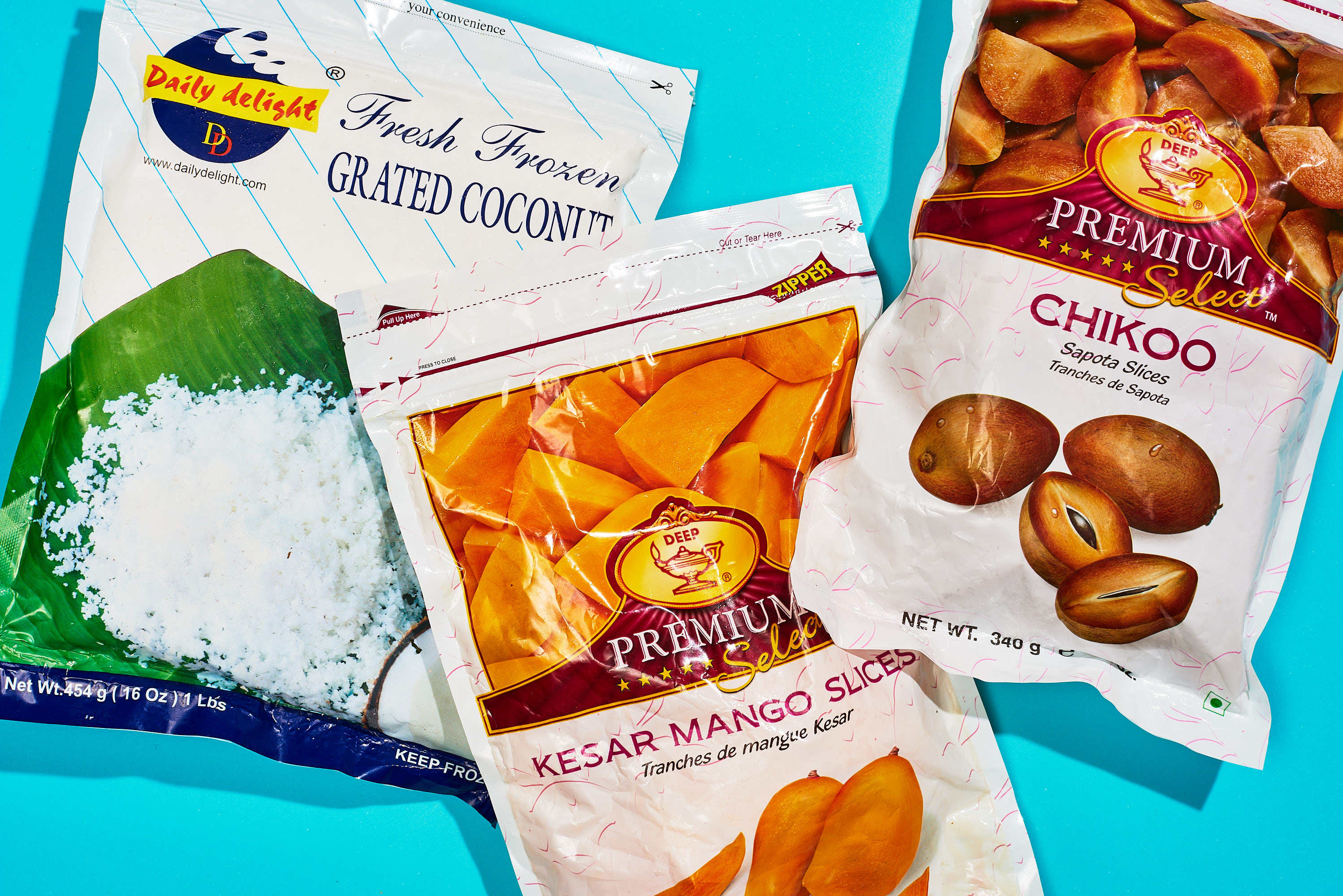 Indian Groceries Freezer - Chitra Agrawal | Kitchn