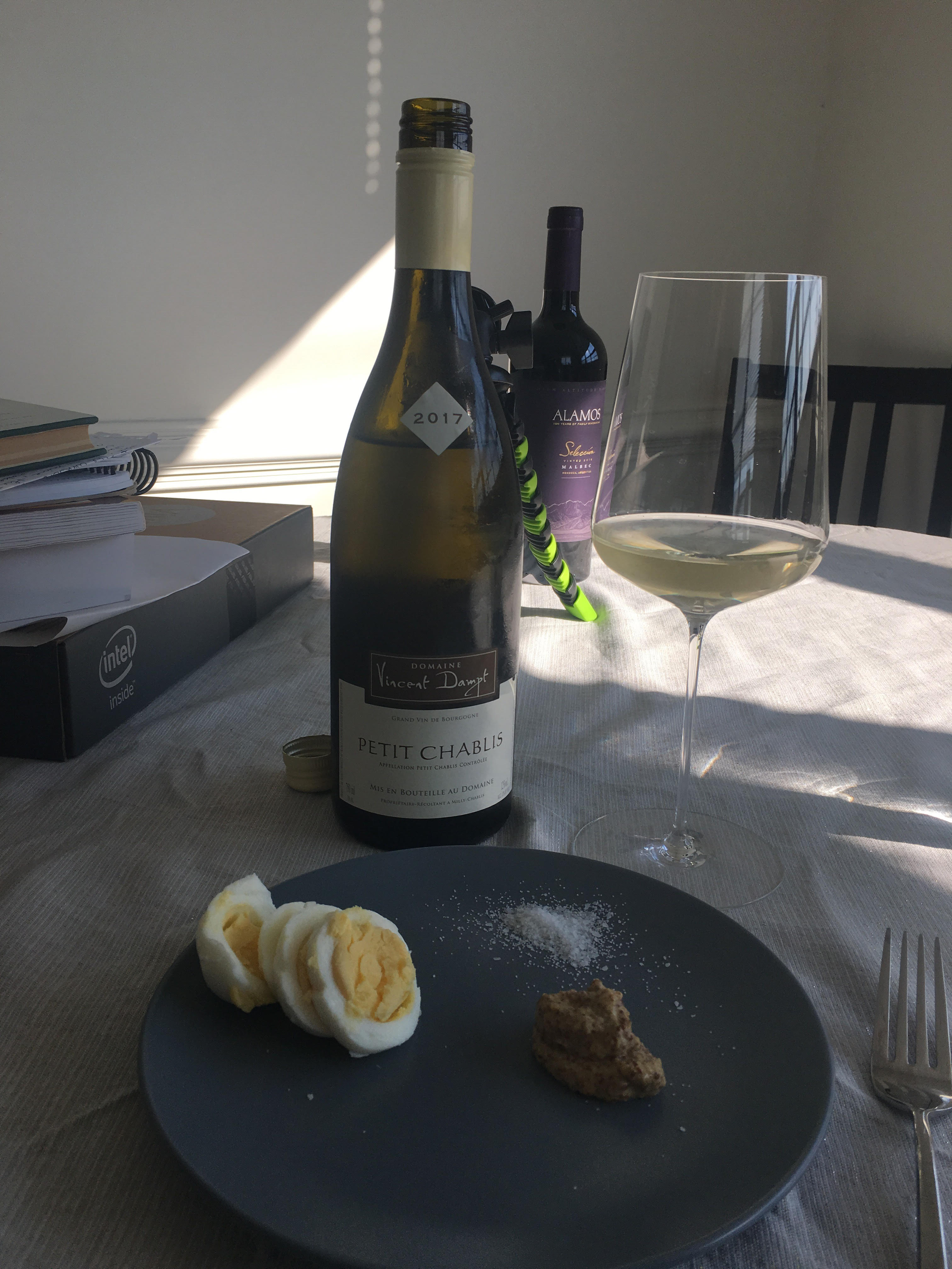 I Actually Tried the Viral Wine & Egg Diet from Vogue   Kitchn