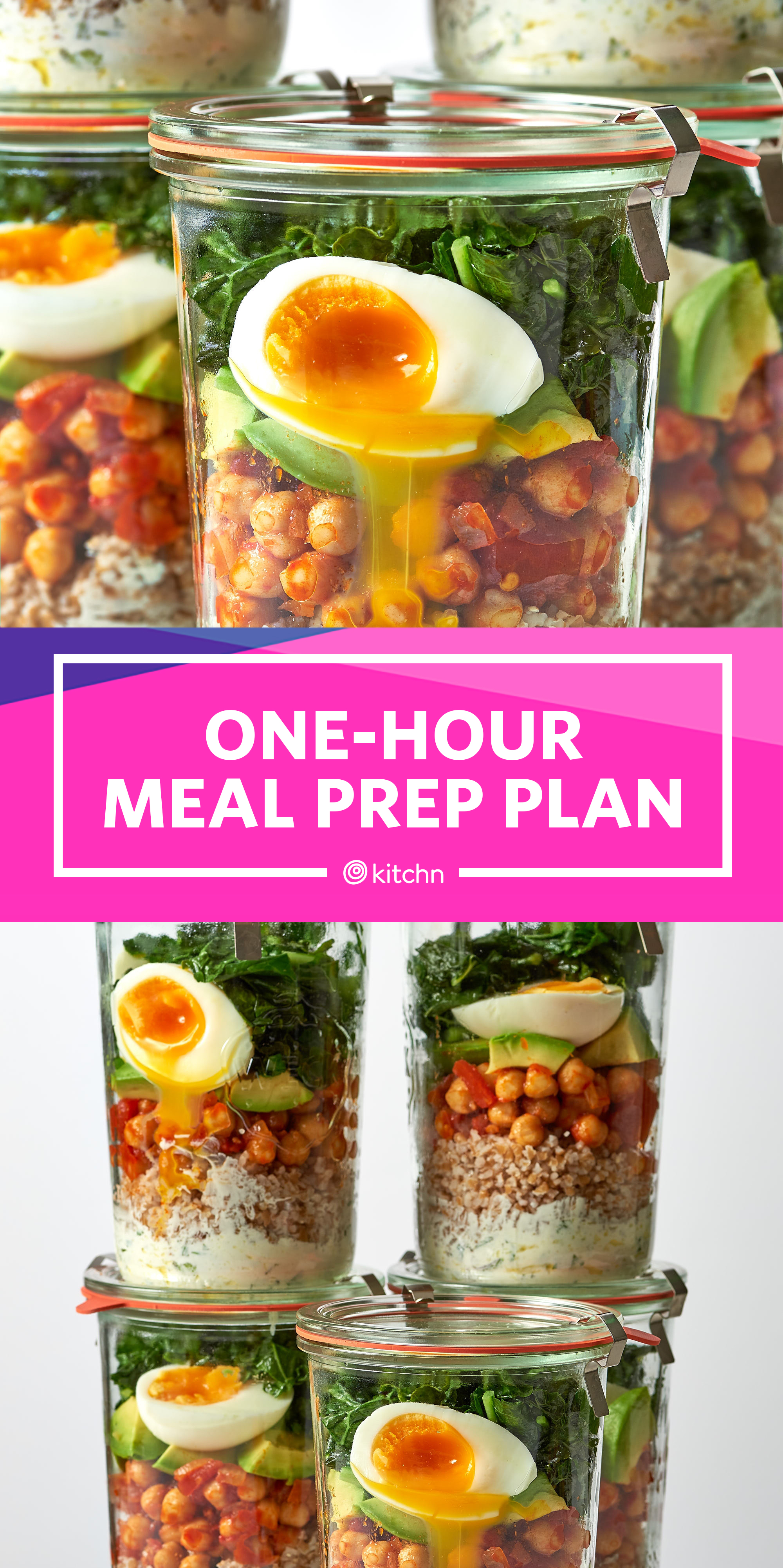 Easy diet food prep