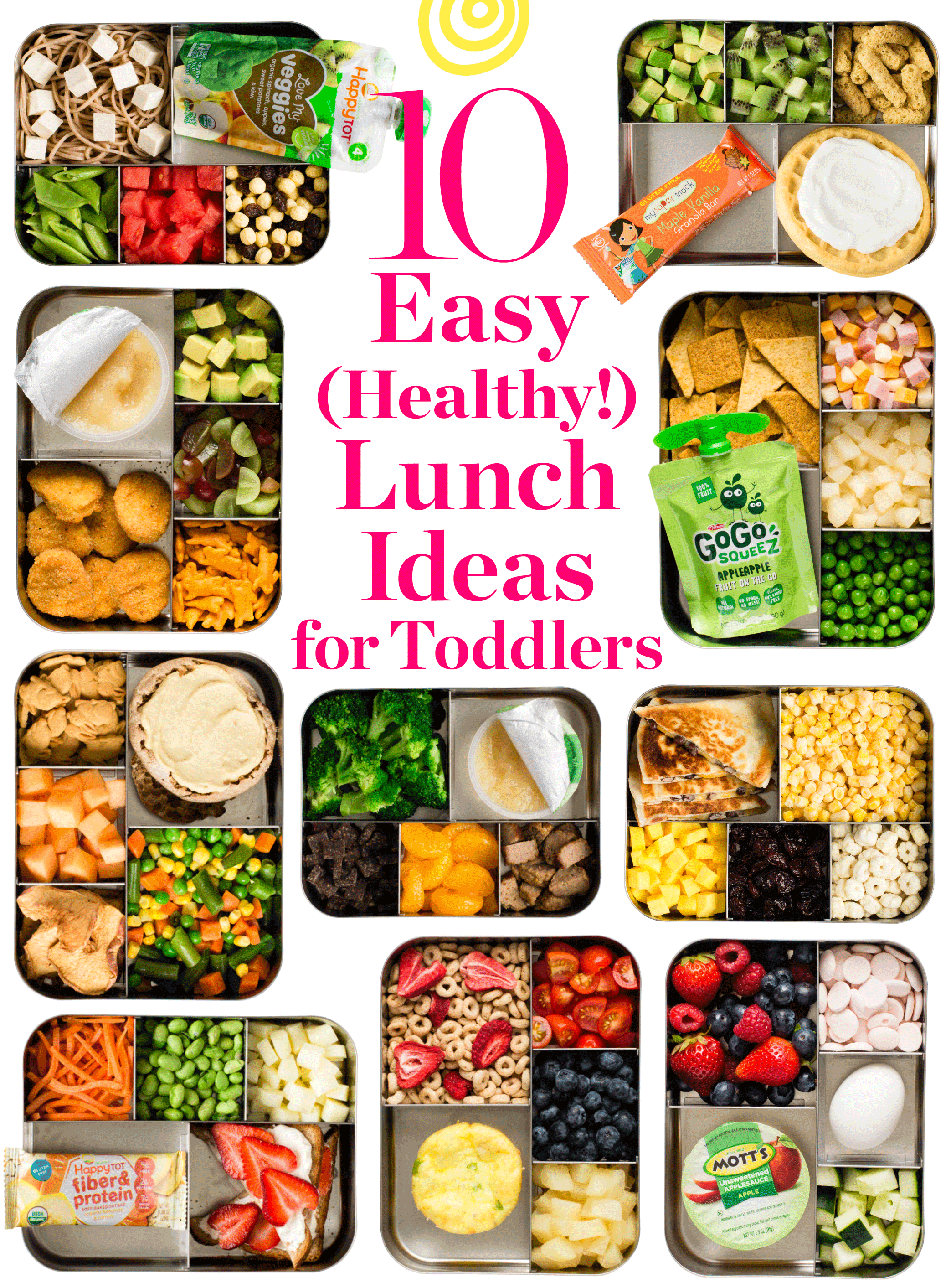 Idea And Kids With Special Dietary Needs >> Lunch Box Ideas For Young Kids Kitchn