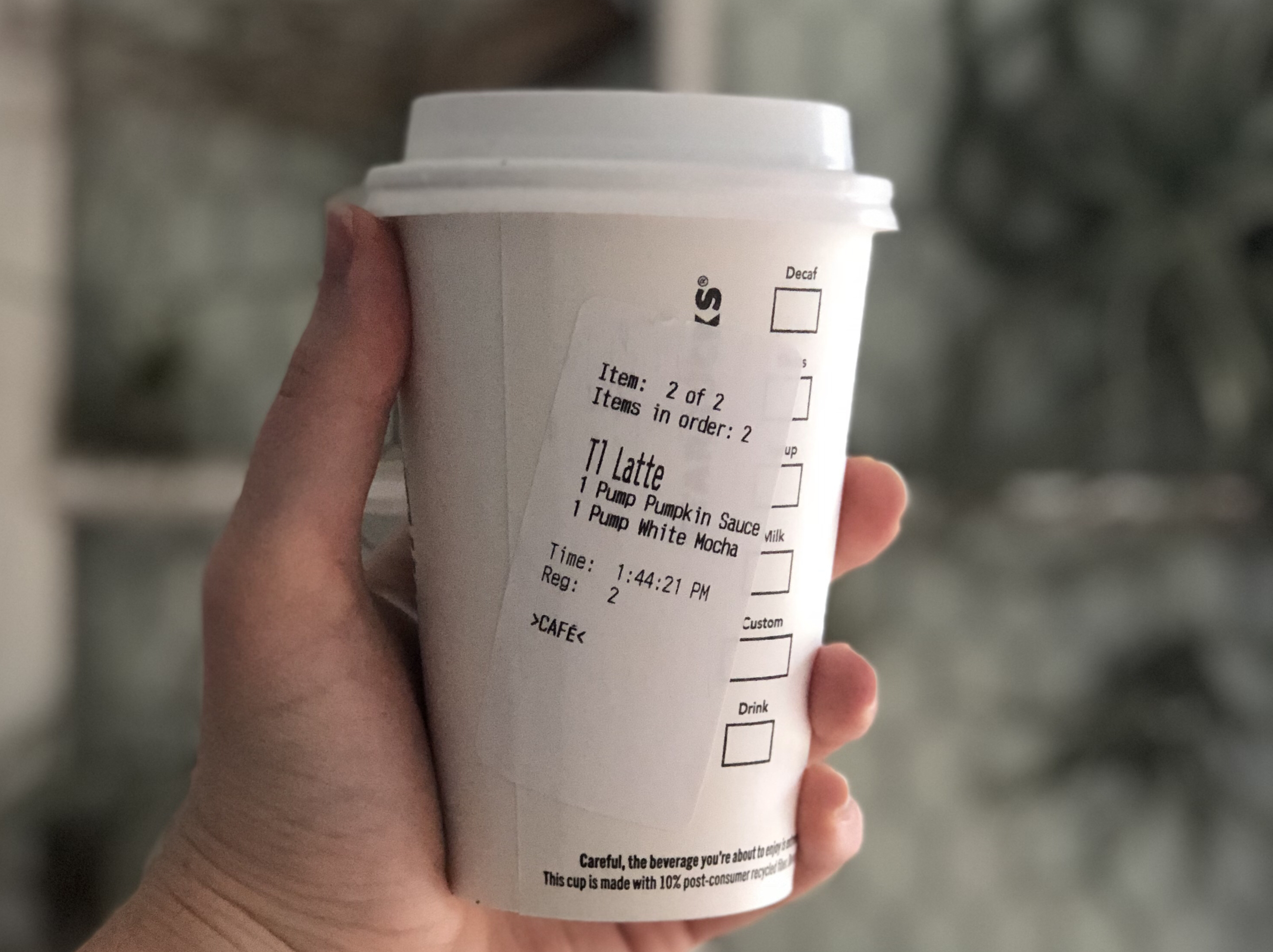 32a1a4cde We Tried the Starbucks PSL Alternative This Secret Facebook Group Is  Obsessed With
