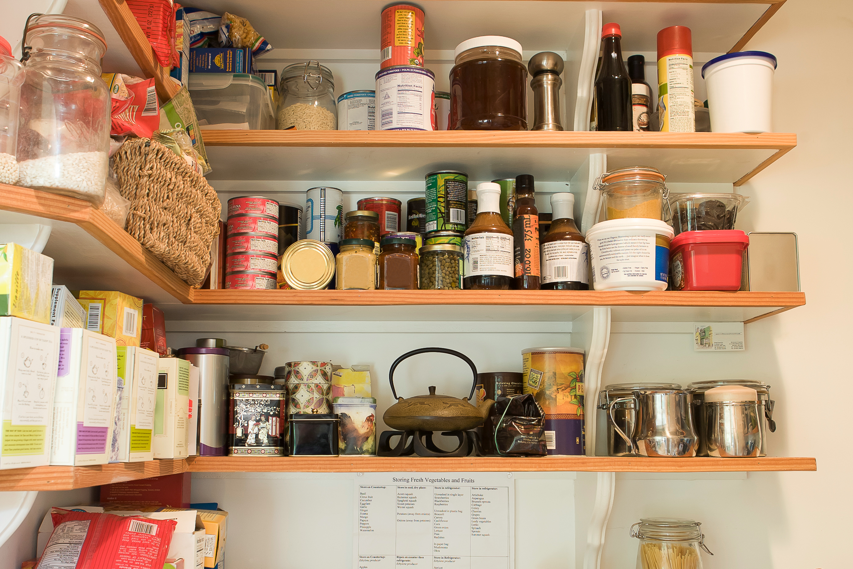 Ideas For Organizing Canned Goods Kitchn