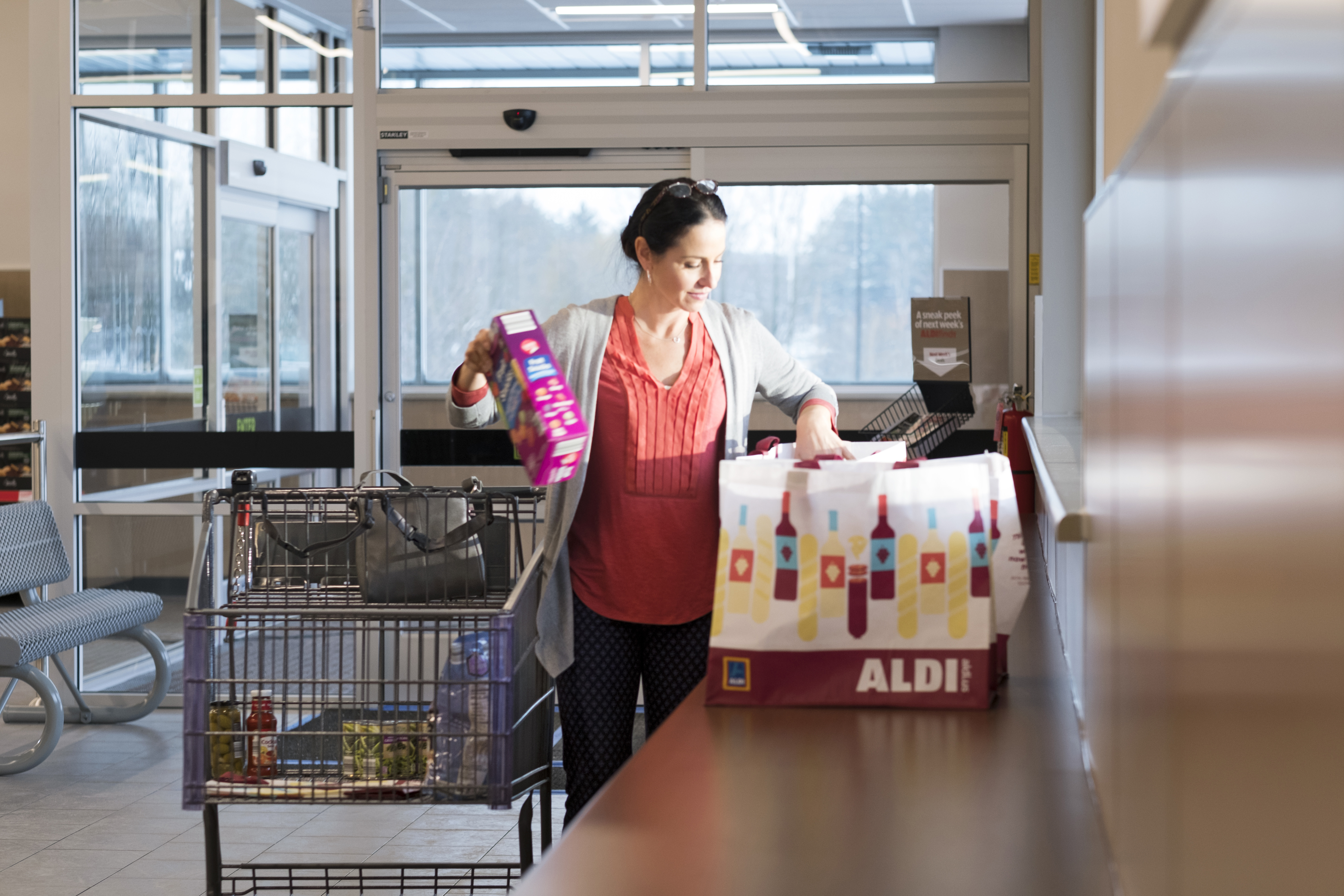 I Tried Aldi's New Grocery Delivery Through Instacart | Kitchn