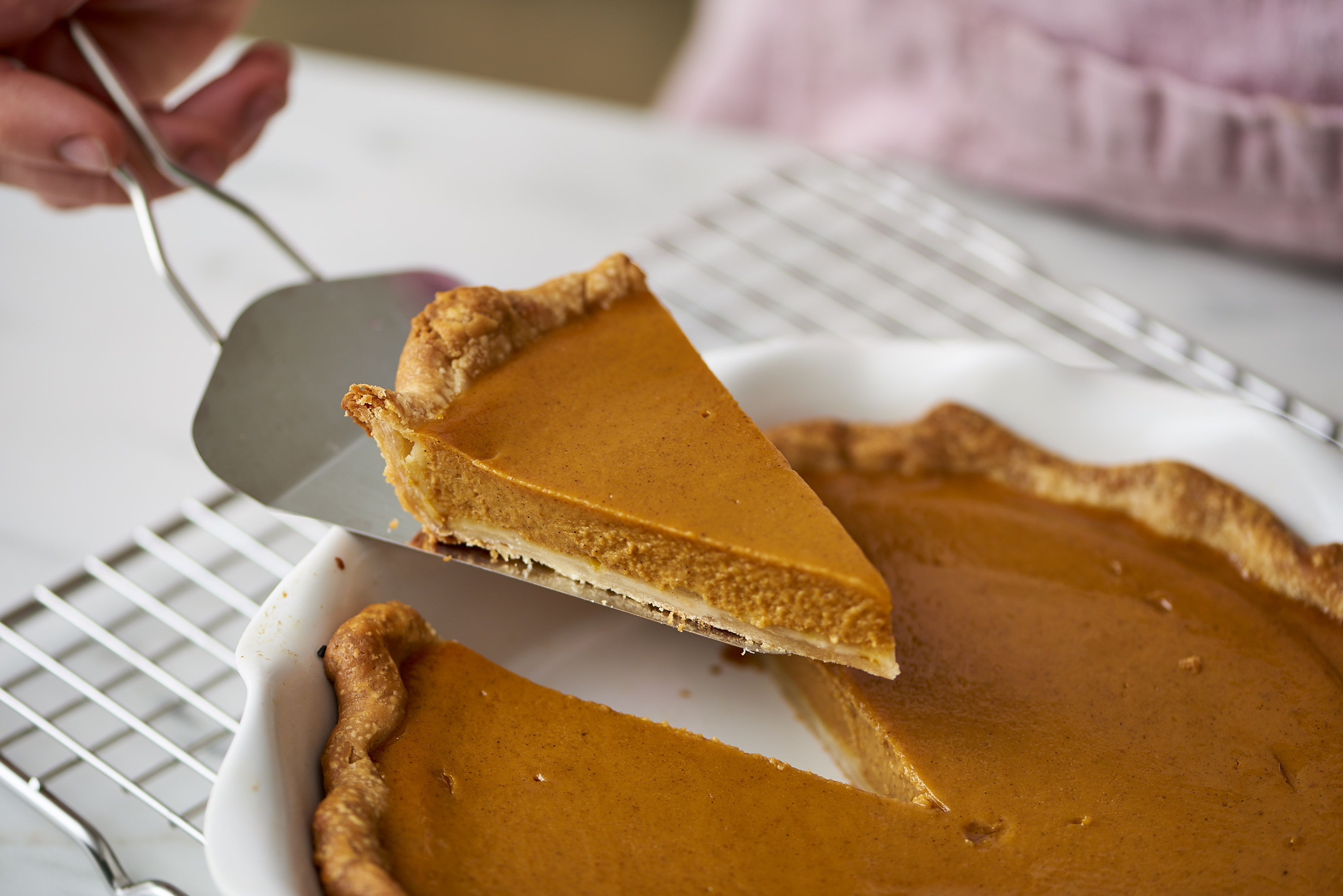 How To Make Homemade Pumpkin Pie From Scratch Kitchn