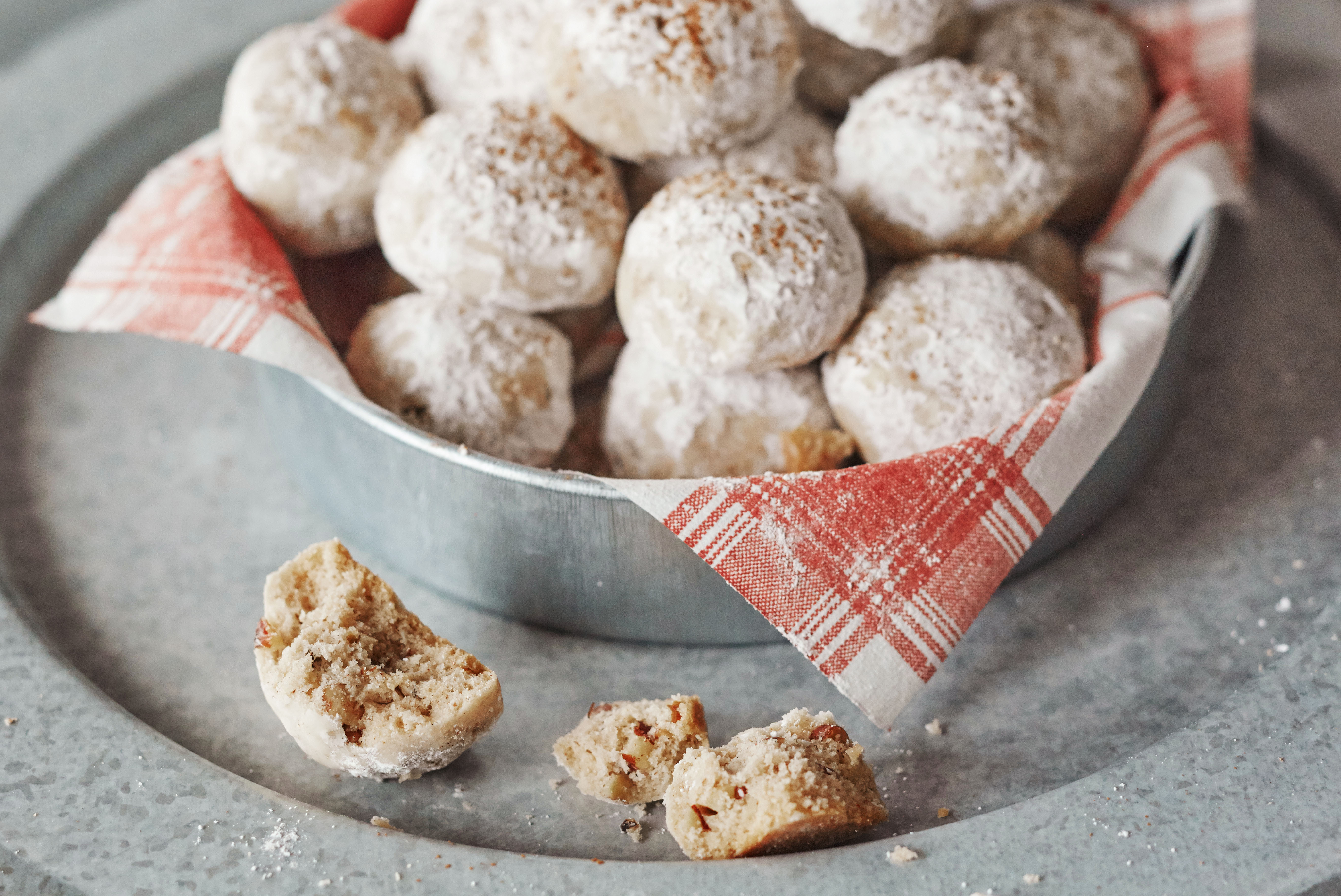 How To Make Spiced Mexican Wedding Cookies Kitchn