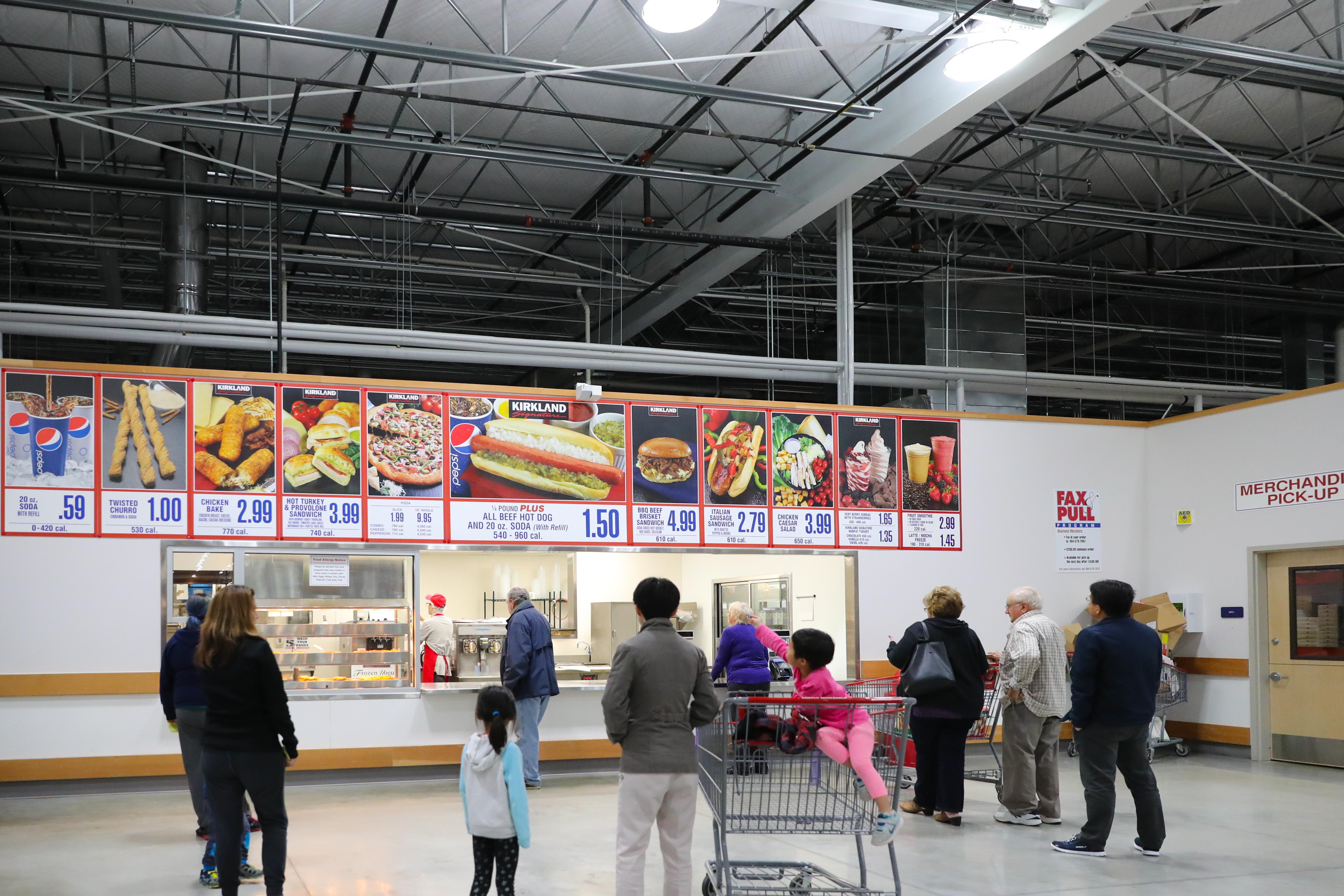 Costco Food Court Hacks | Kitchn