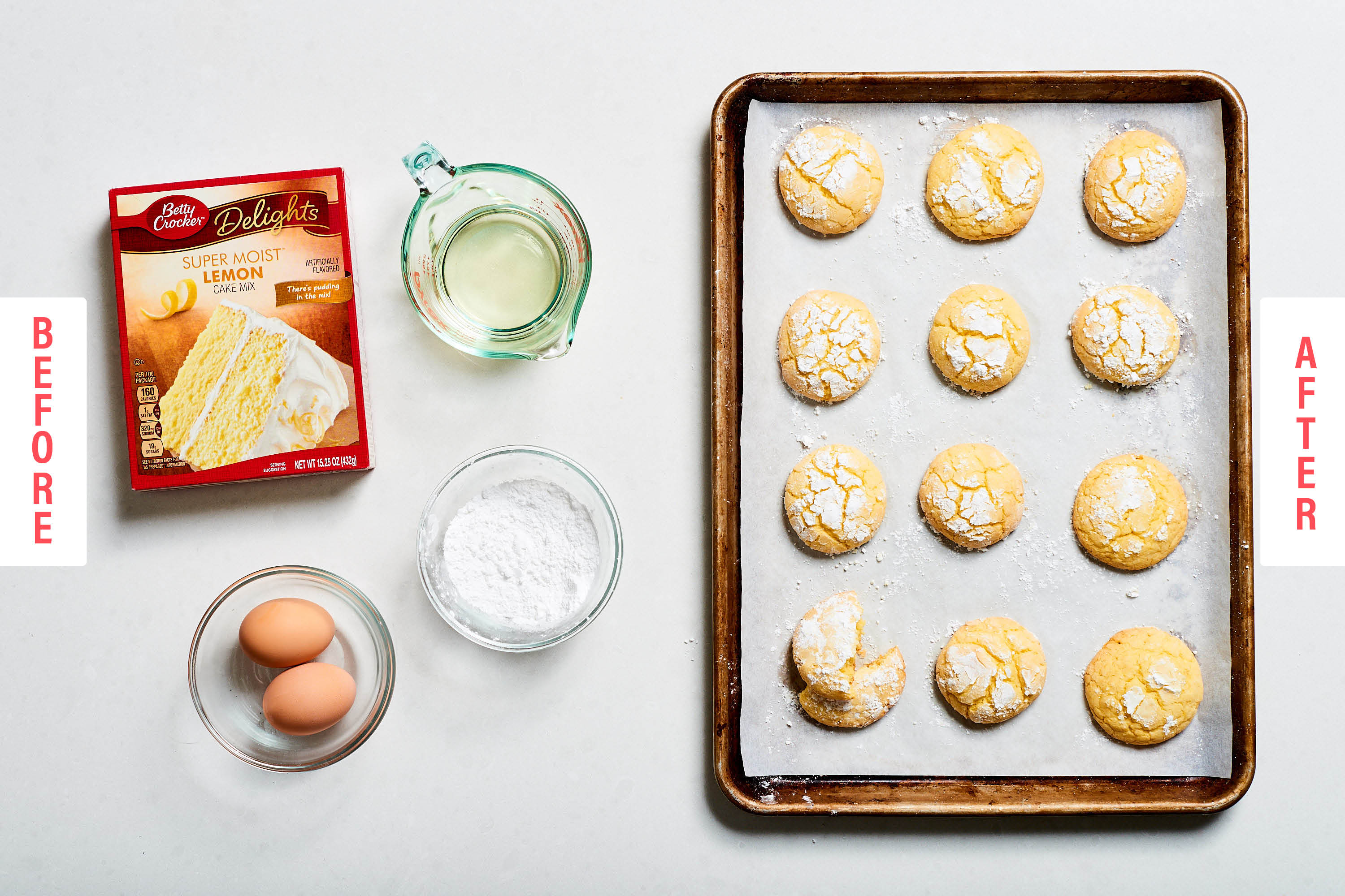 Recipe: Lemon Cookies