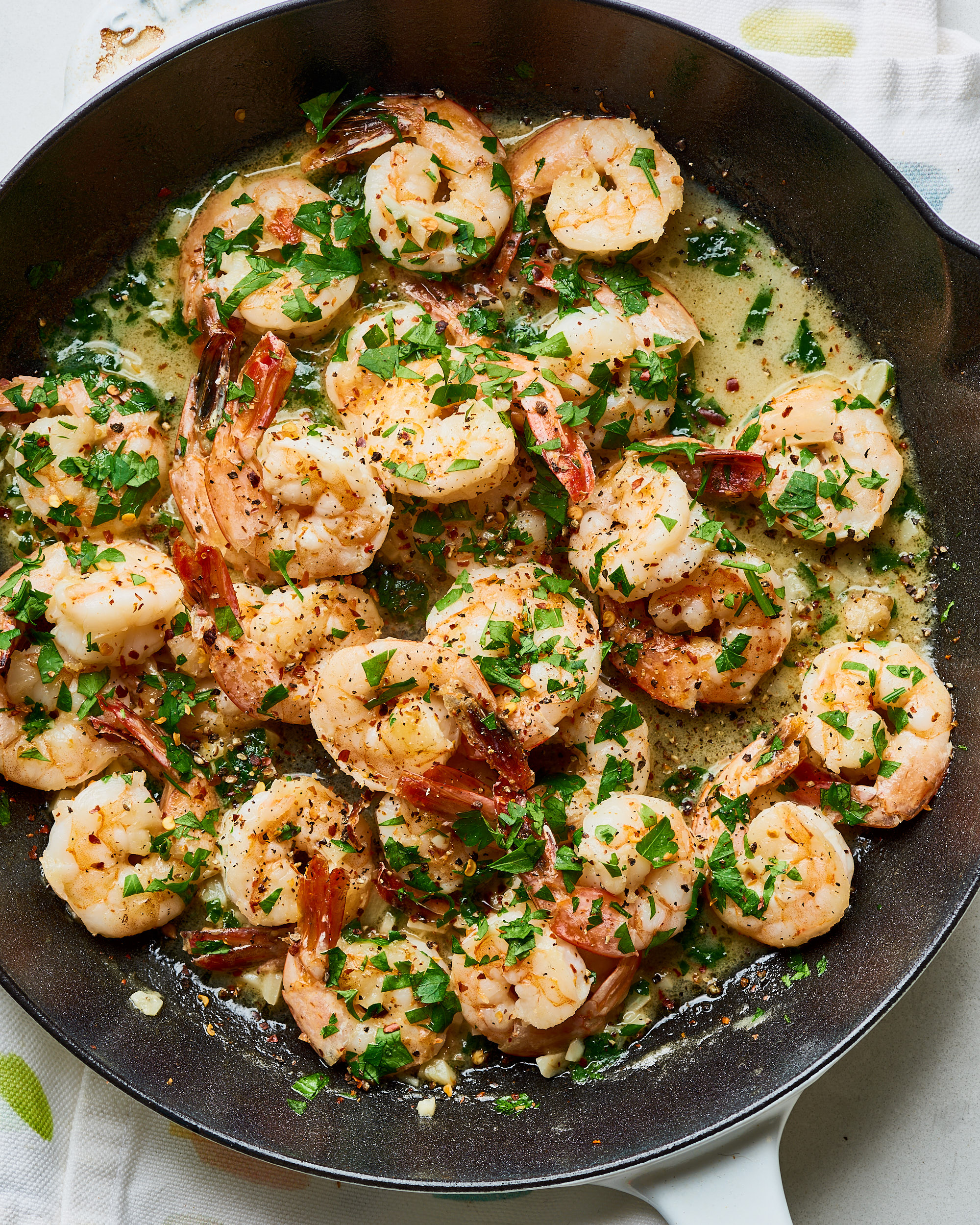 Recipe: Easy 5-Minute Garlic Butter Shrimp
