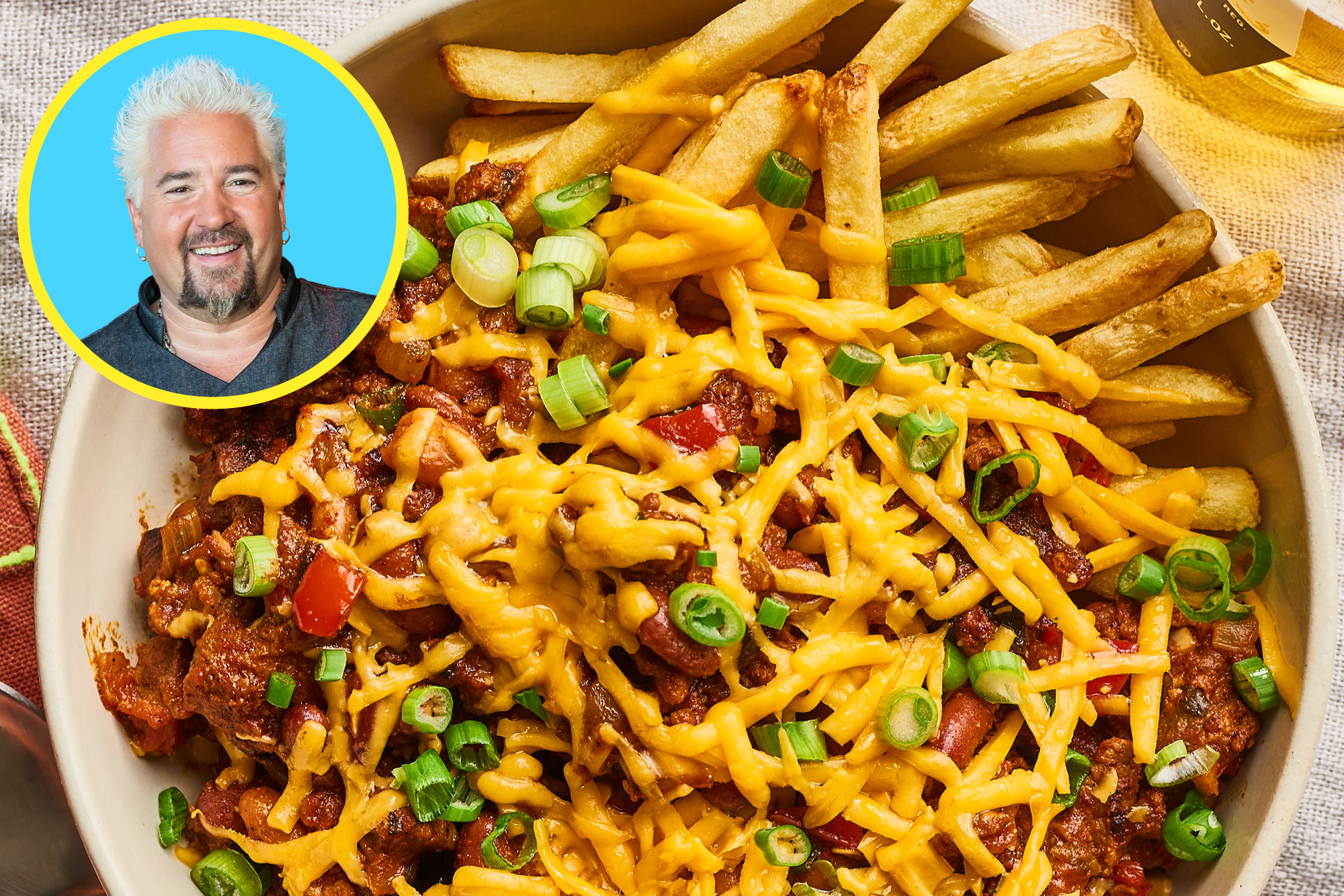 Guy Fieri's Spicy Chili Recipe Packs a Serious Punch