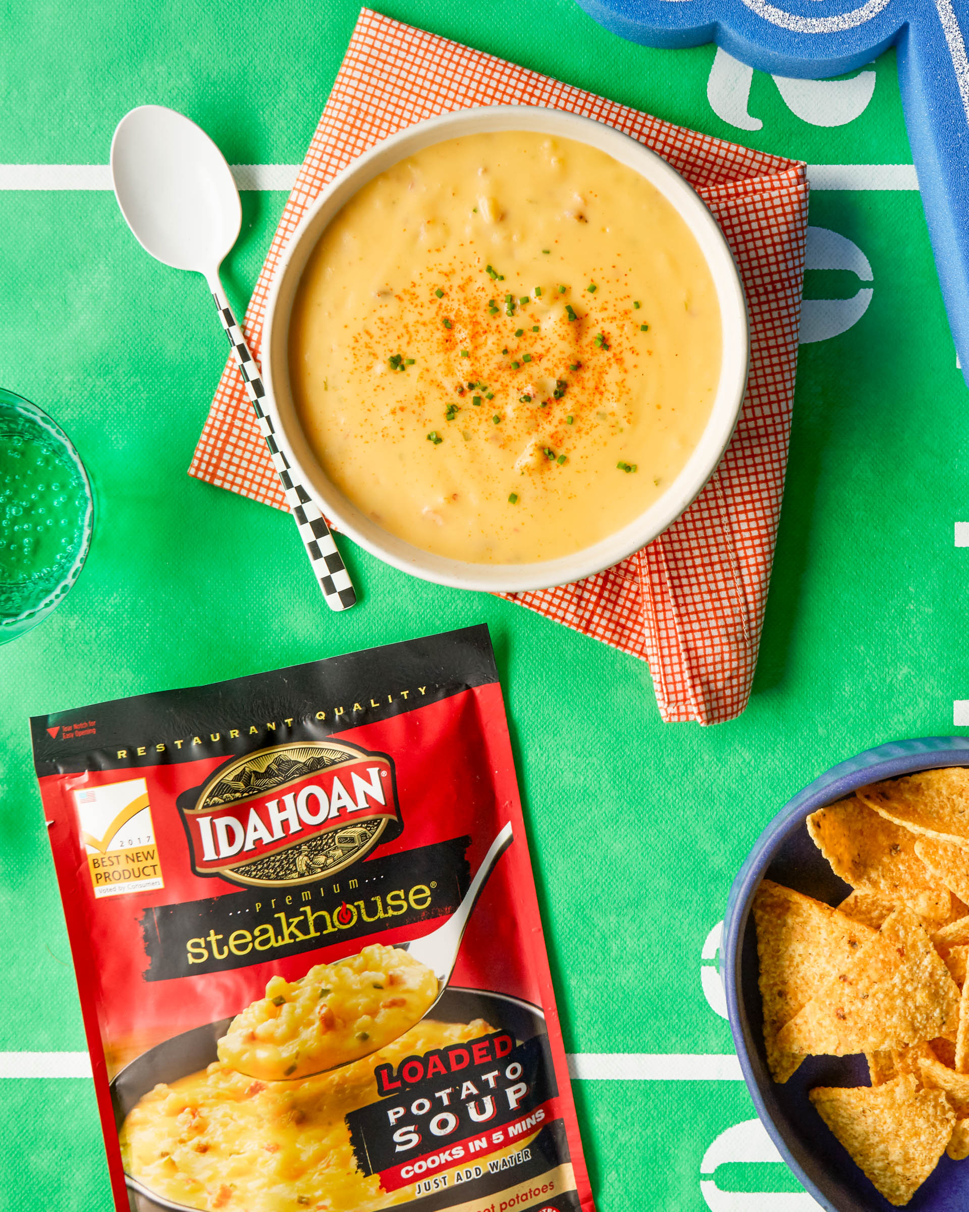The Perfect Soup to Feed a Crowd on Game Day
