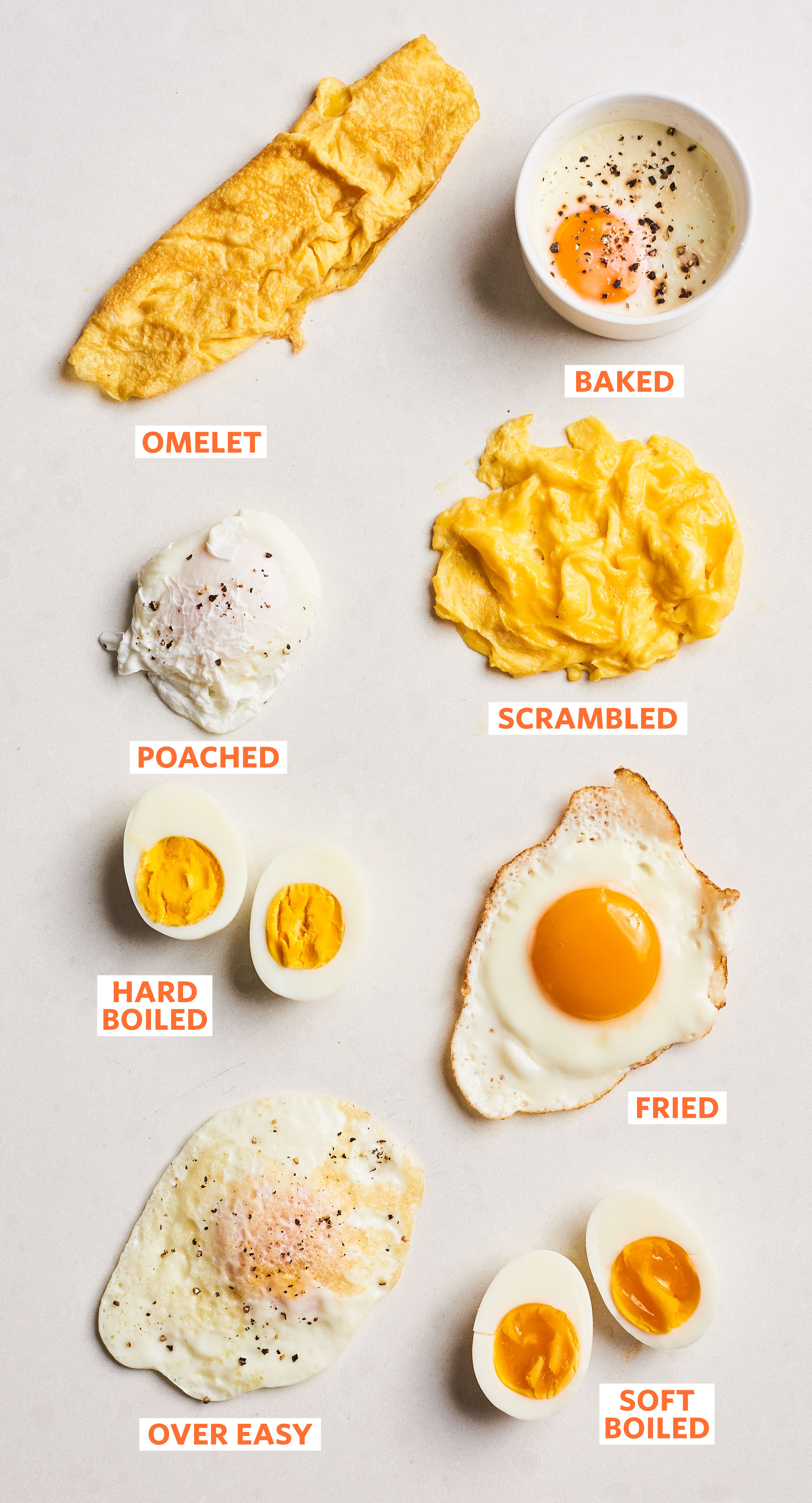 8 Essential Methods for Cooking Eggs (All In One Place)