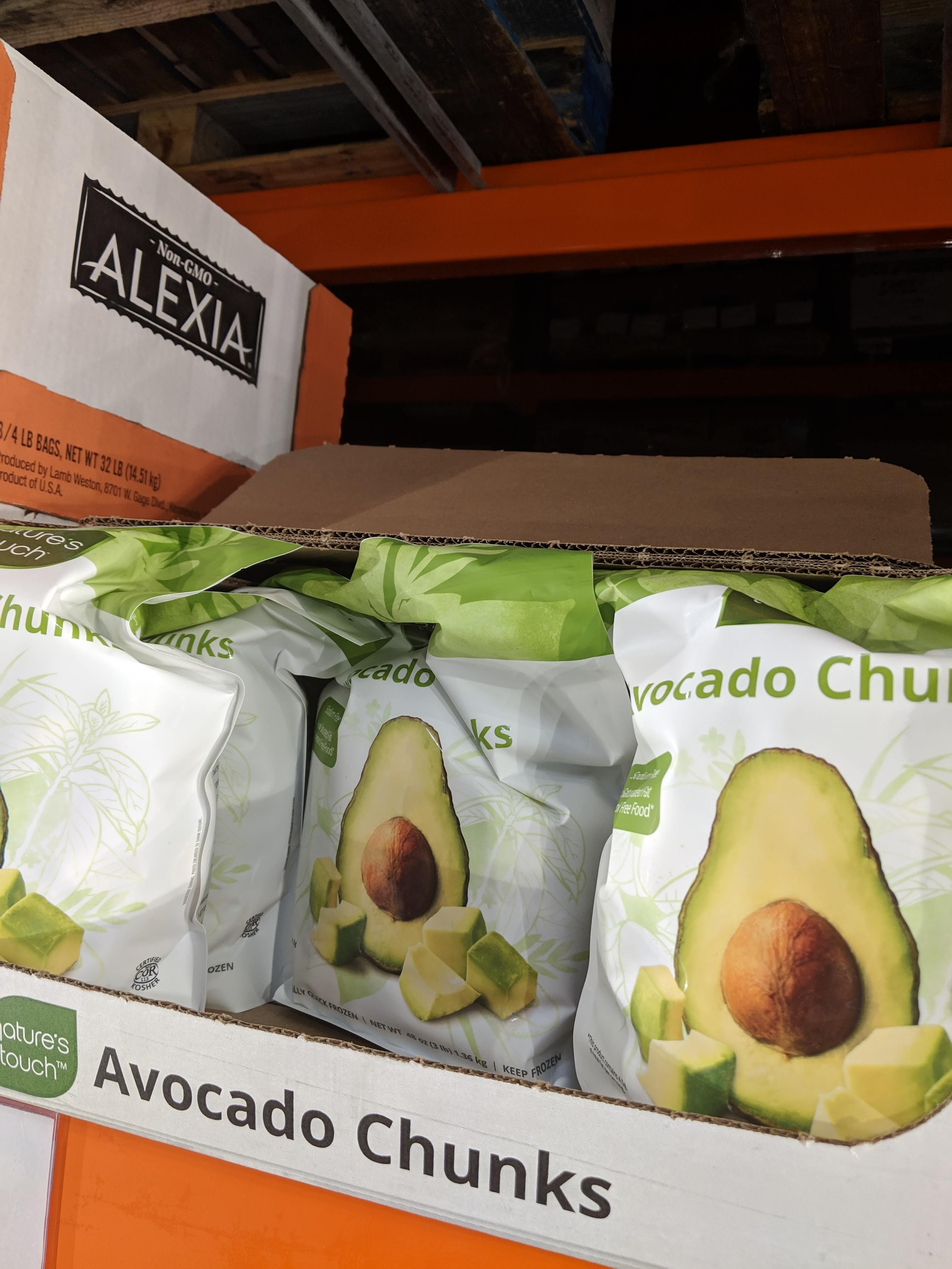 Costco Frozen Avocado Chunks Review | Kitchn