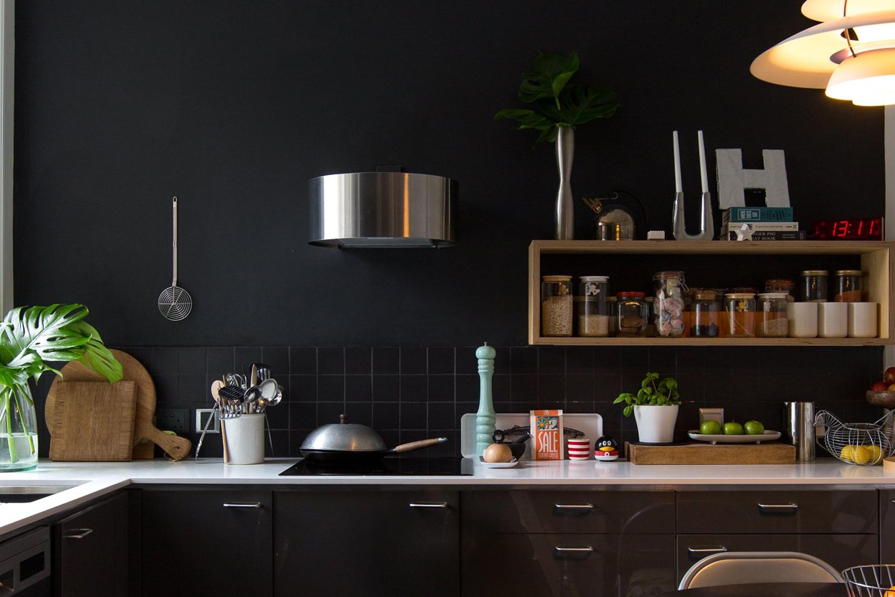 Easy Ways to Brighten Up a Dark Kitchen   Kitchn