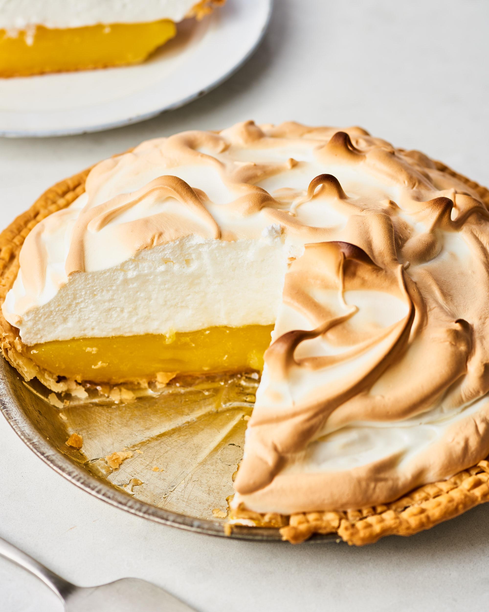 Lemon Meringue Pie Recipe Kitchn