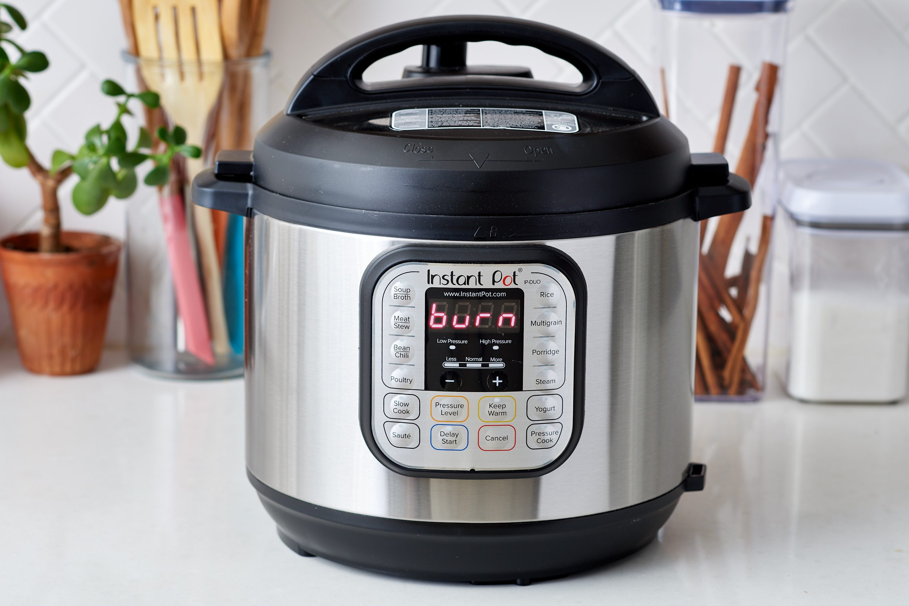 What The Burn Error On Your Instant Pot Means Kitchn