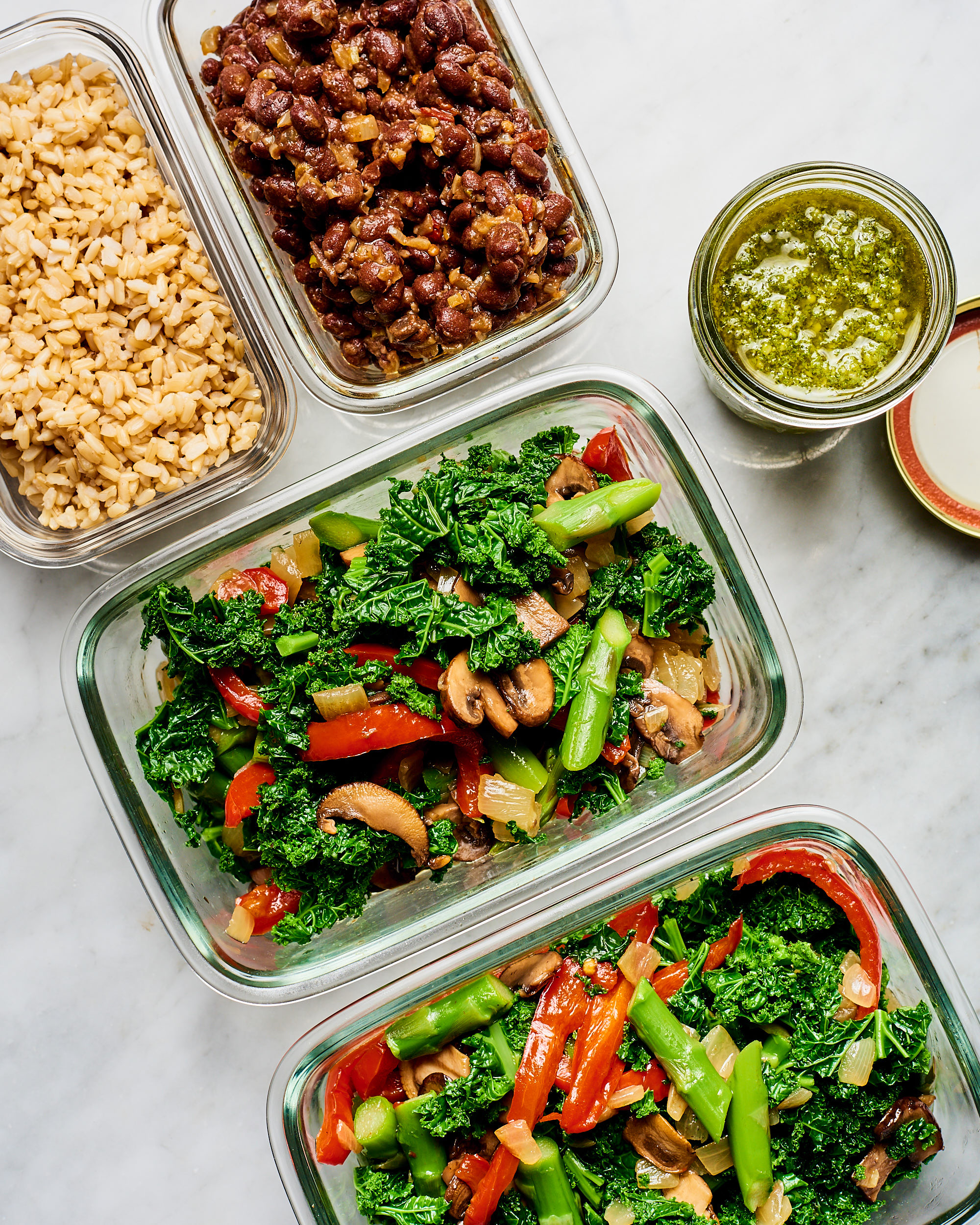 How to Prep a Week of Easy Meals for One   Kitchn