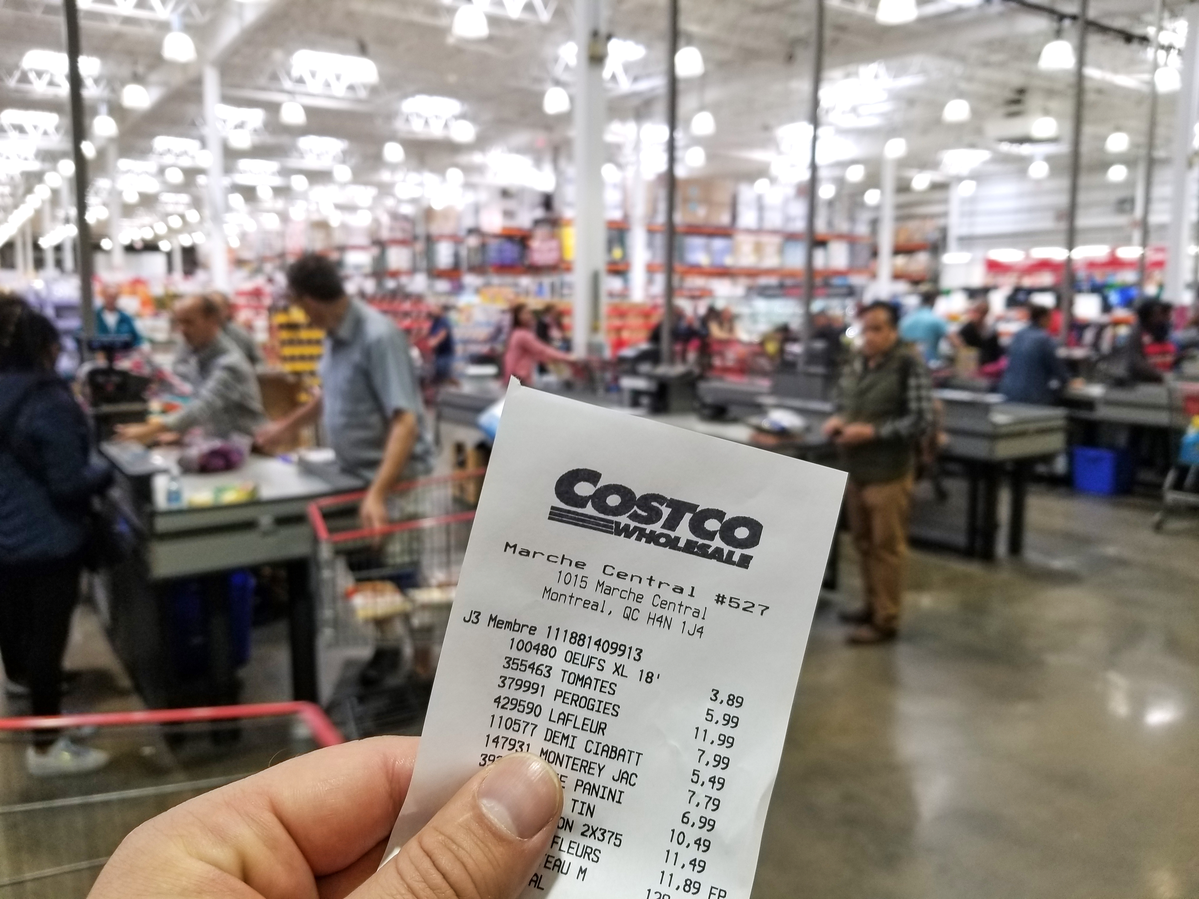 I Fed Four People for a Month with One Costco Trip   Kitchn