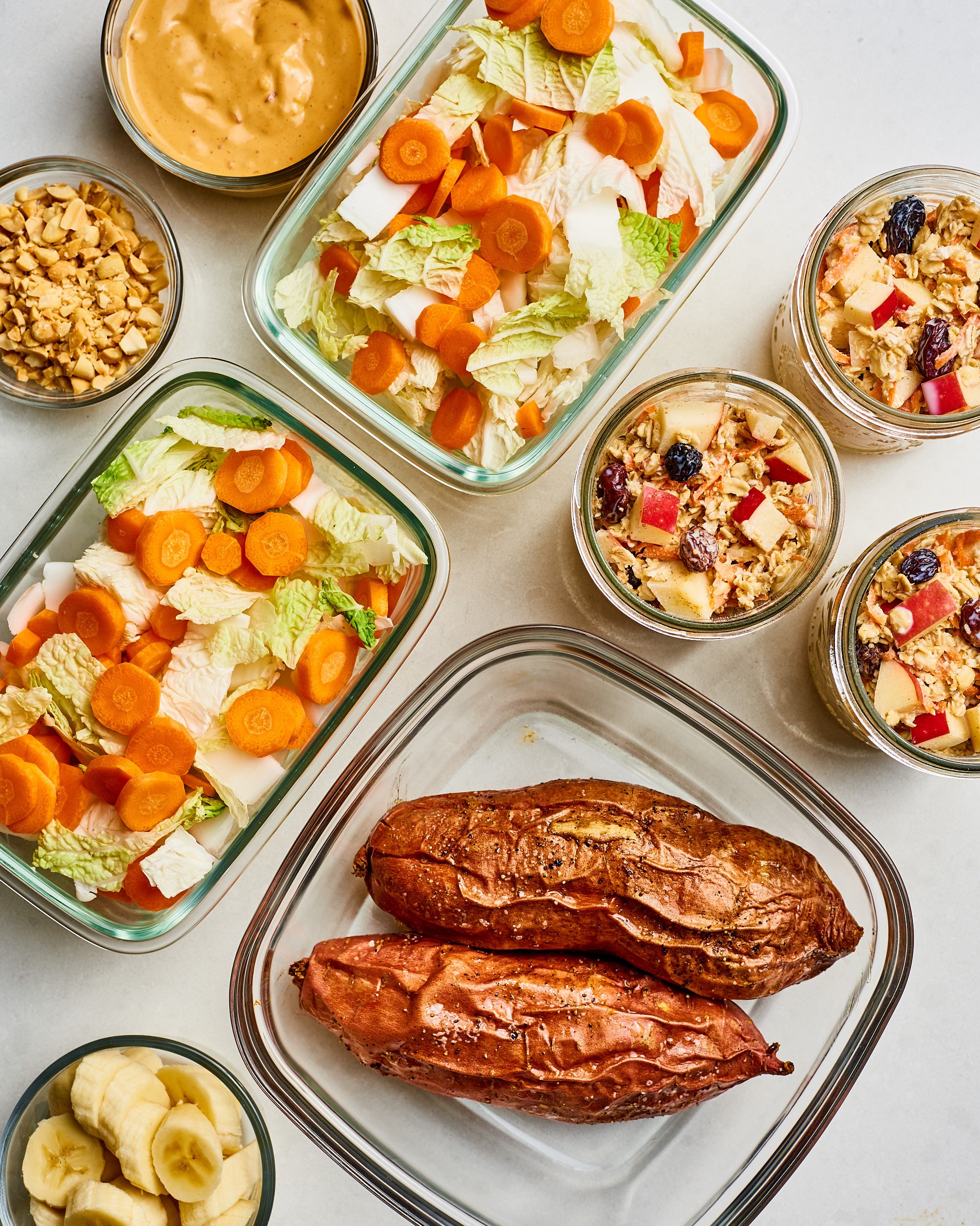 Easy Vegan Meal Prep Plan | Kitchn