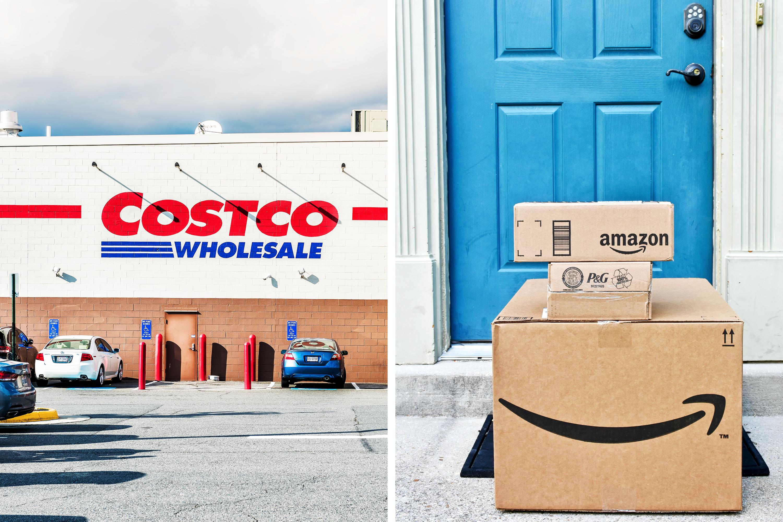 Costco Kirkland Signature Groceries on Amazon | Kitchn