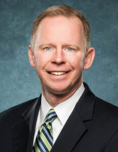 President/CEO Rick Marshall