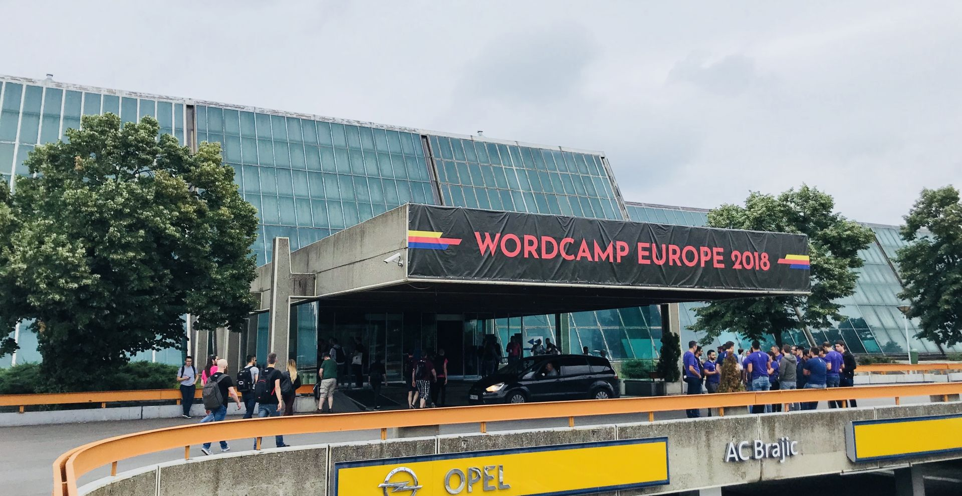 WordCamp Belgrad 2018