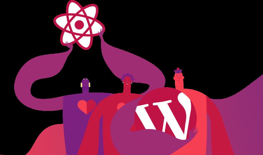 WordPress + React