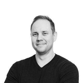 Geniemin Sales Lead Jussi Rajamäki