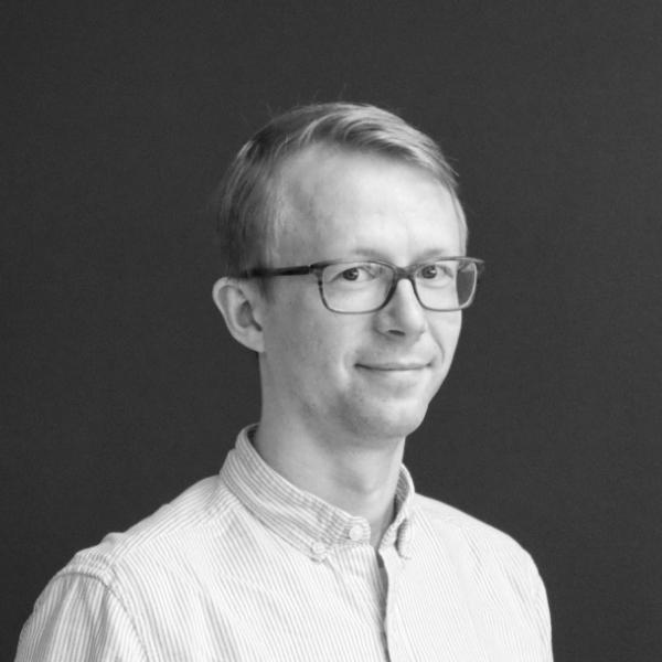Geniemin saavutettavuusasiantuntija Daniel Koskinen