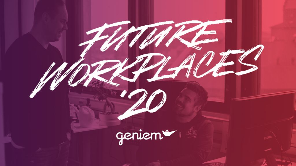 Geniem on Future Work Place 2020 sertifioitu työpaikka