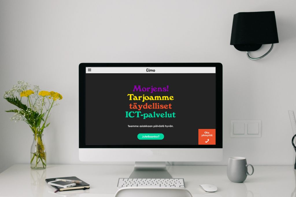 Elmo.fi WordPressillä toteuttajana Geniem