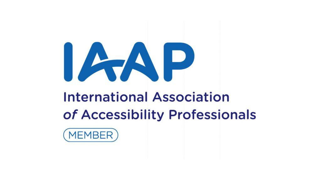 Geniem on kansainvälisen saavutettavuusjärjestön IAAP:n jäsen
