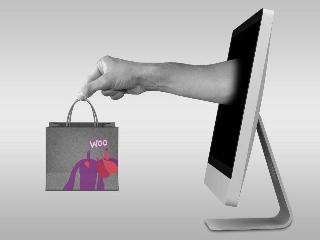 Geniem valitsi WooCommercen - kuvituskuva