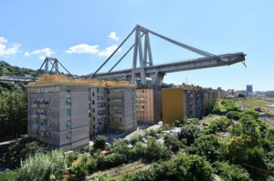 Cda Autostrade al Commissario: 'Ponte Genova pronto in 9 mesi'