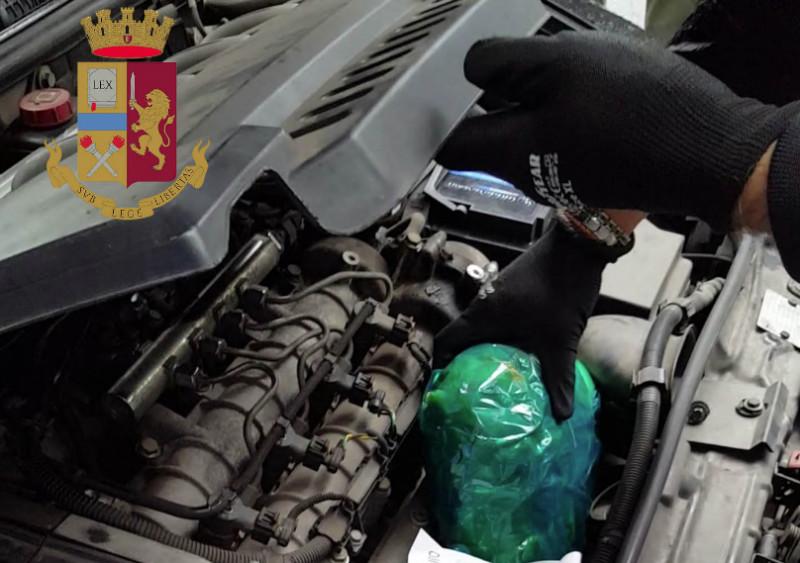 Arrestato Per Spaccio Un Albanese Di 32 Anni Genovadiceit
