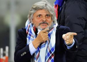 Sequestro dei beni al presidente della Sampdoria Massimo Ferrero