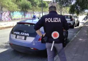 Arrestato dalla Polizia per tentata violenza sessuale
