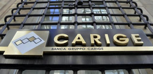 L'agenzia di rating Fitch abbassa il rating di Carige
