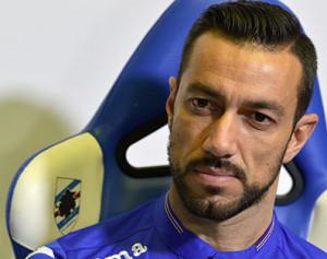 'Quagliarella preferirebbe una vittoria della Sampdoria, piuttosto che un record personale'
