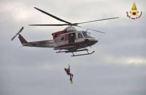Genova: recuperato in mare il cadavere di una donna