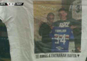 L'ex Samp Torreira e la dedica all'amico scomparso