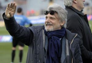 Samp, Ferrero: 'Lunedì l'incontro con Giampaolo'