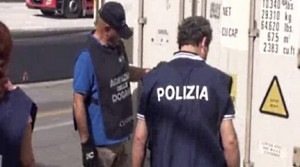 Sequestrati 100 chili di cocaina al porto di Genova