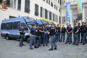 Genova: servizi straordinari di controllo del territorio nel centro storico