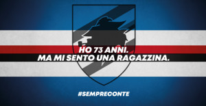 La Sampdoria compie 73 anni